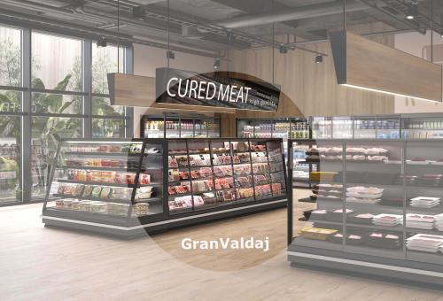 GranValdaj Costan a champion of versatility to furnish fresh product areas