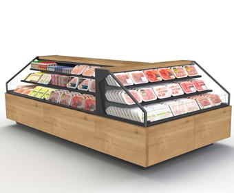 COSTAN PRESENTS BATIK: THE NEW SEMI-VERTICAL REFRIGERATED CABINET THAT ENRICHES THE PERISHABLE PRODUCT AREA